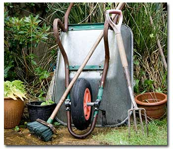 How To Clean Your Garden And Landscape Tools
