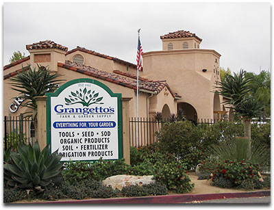 Grangettos Farm and Garden Supply Services ENCINITAS